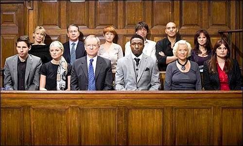 Sexual Harassment Jury