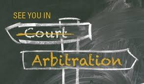 Arbitration Chalkboard